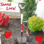 I'm in love with a shovel!