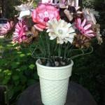 Faux Flowers: Tutorials and DIYs