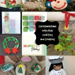 Christmastime with Kids: crafting plus a giveaway!