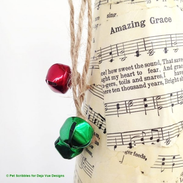 jingle bells and twine