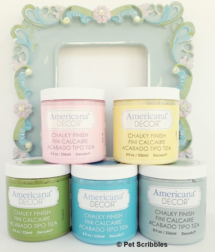 Americana Decor Chalky Finish Paints