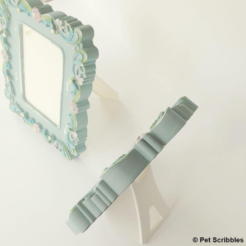 IKEA KVILL frame makeover