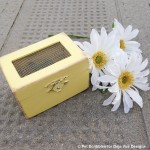 DIY Wedding: Wood Box Wedding Favor