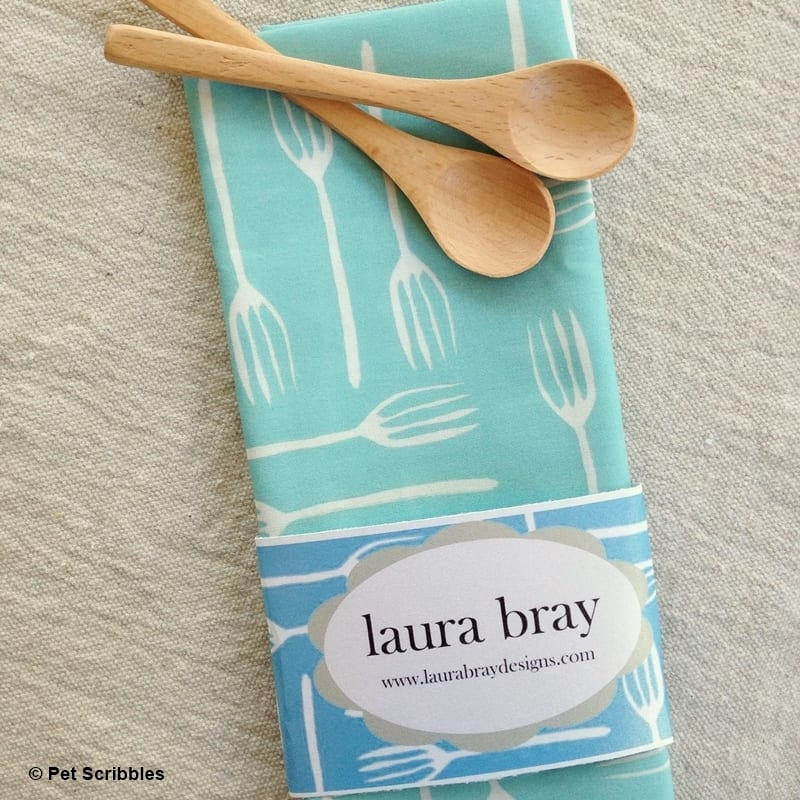 Laura Bray Designs Fork It Over fabric