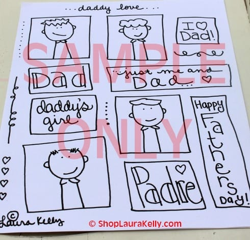 DaddyLove_Printable__by Laura Kelly Designs