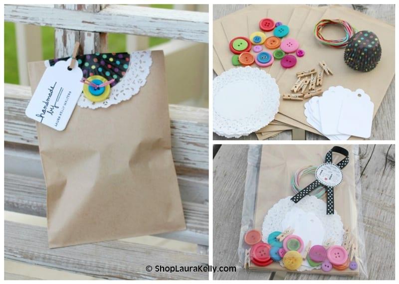 Laura Kelly Goody Bag Craft Kit