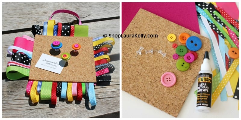 Laura Kelly Miniature Pin Board Craft Kit