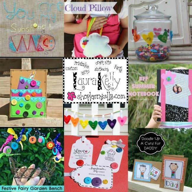 Shop Laura Kelly Craft Kits