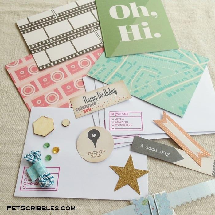 Best Card Kit Contents