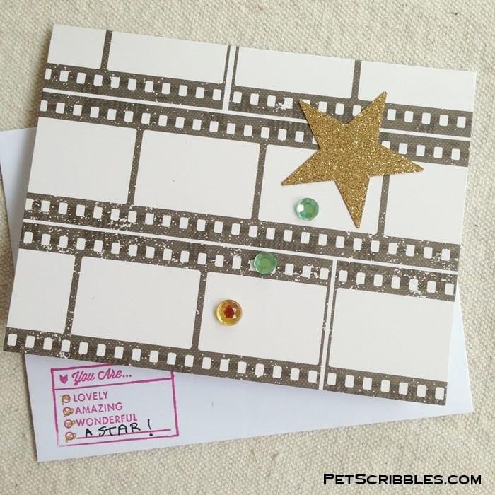 Card Kit from Mothership Scrapbook Gal