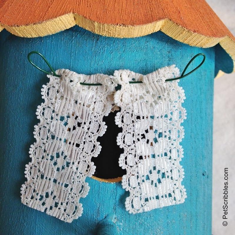 Fairy Garden Home Curtains