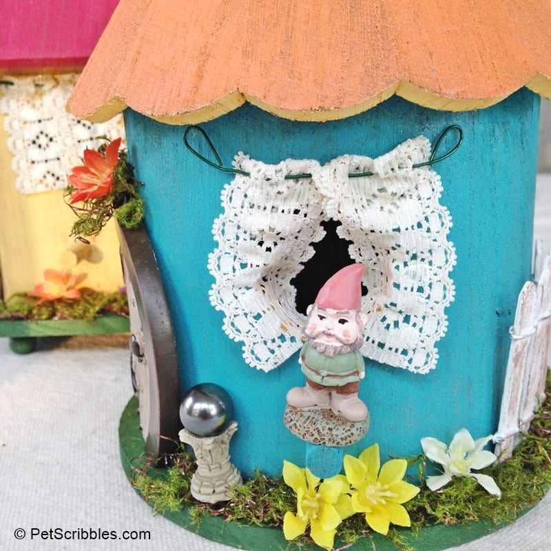 Miniature Curtains Tutorial Fairy Garden
