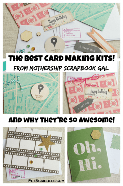 The Best Card Making Kits