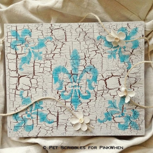 French Shabby Box Tutorial