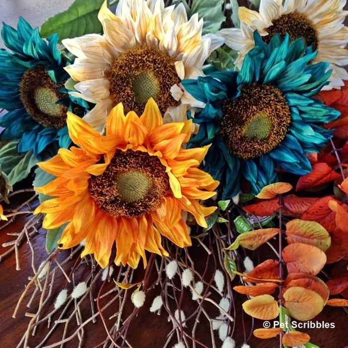 Michaels Fall florals