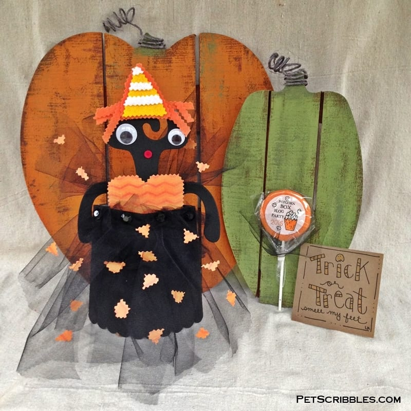 Candy Corn Doll 2015