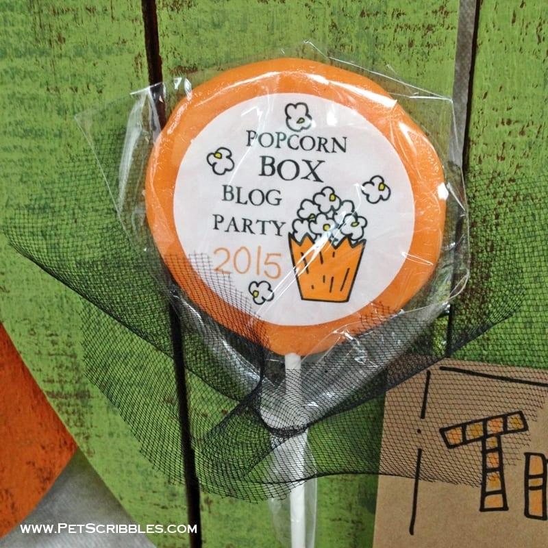 Lollipics custom lollipops