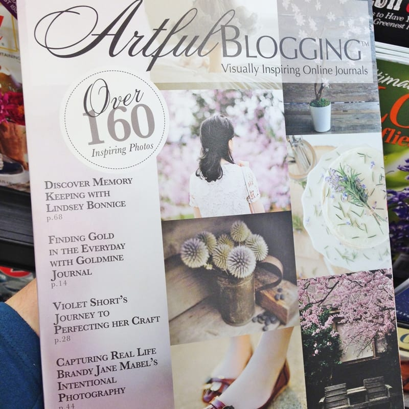 Artful Blogging magazine