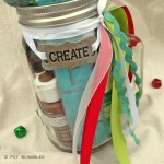 Mason Jar Gift for the Paint Lover!
