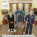 Hillary Clinton Paper Dolls? Fun regardless of your politics!