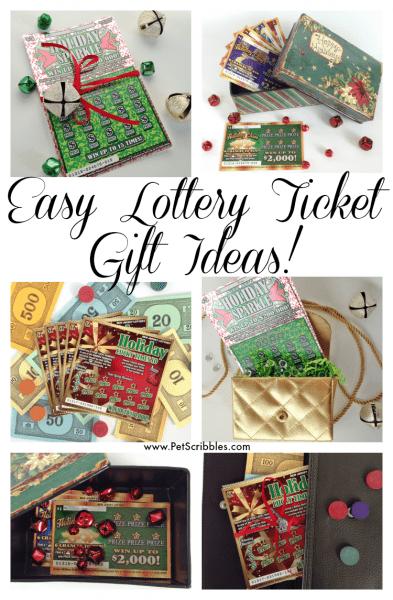 Easy Lottery Ticket Gift Ideas