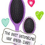 The Best Detangling Hair Brush Ever!