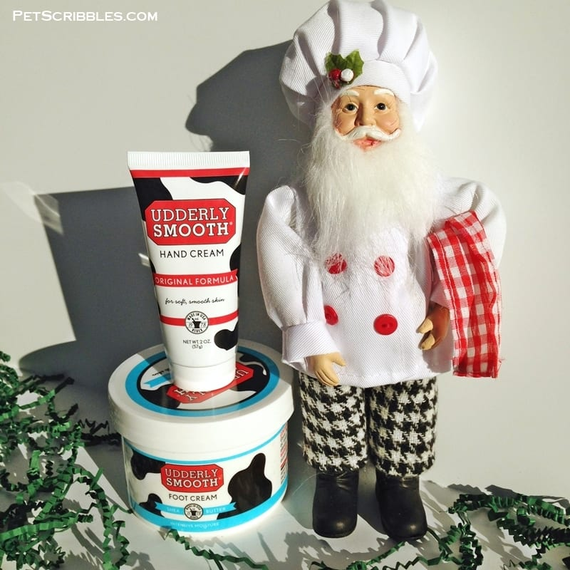 Udderly Smooth Hand Cream gift for chefs and cooks