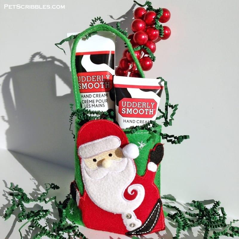 Udderly Smooth Hand Cream gift