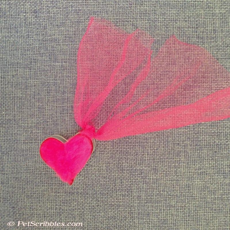 miniature heart cookie cutter