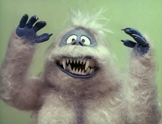 Abominable Snow Monster of the North (from Rudolph)