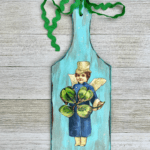 Vintage Leprechaun St. Patrick's Day Decor
