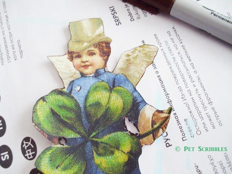 A Stunning DIY St. Patrick's Day Plaque You'll Love