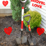 Shovel Love: being petite in the garden has its advantages!