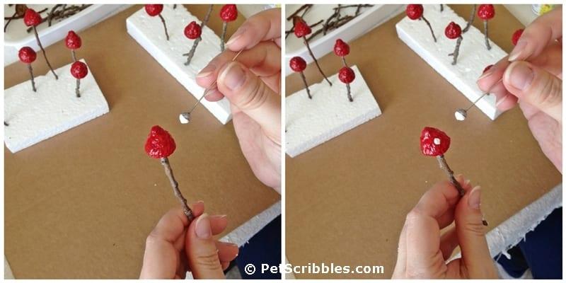 fairy garden mushroom crafts