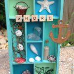How to Make a Beach Memory Display