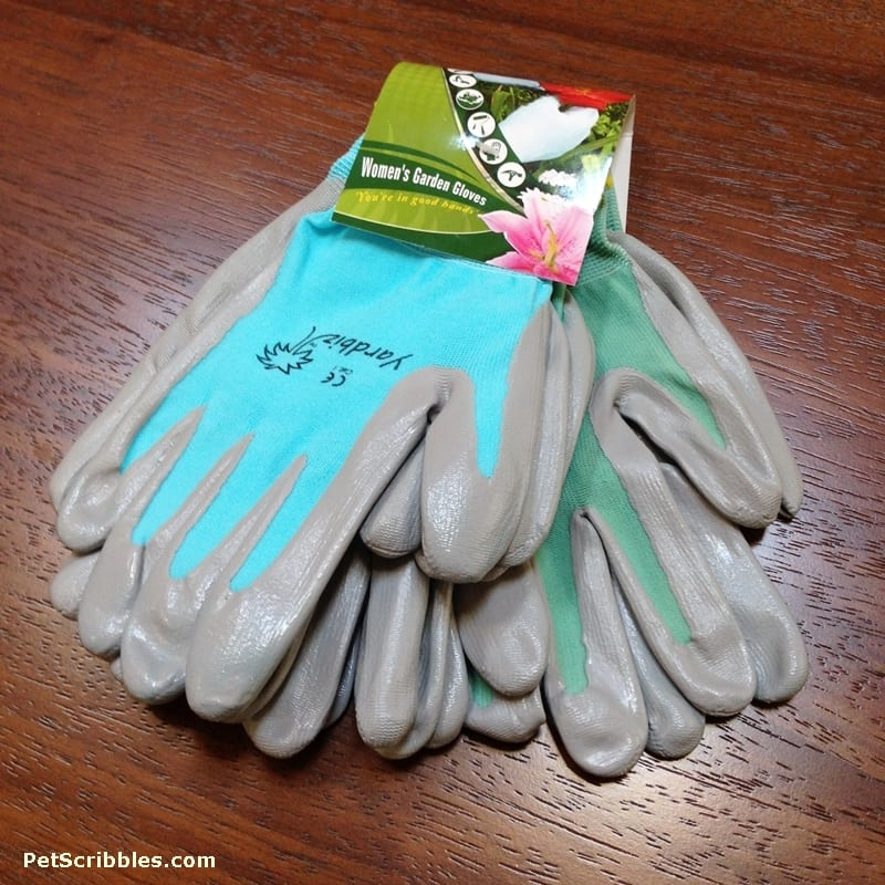 My favorite nitrile garden gloves are the best! Here's why...