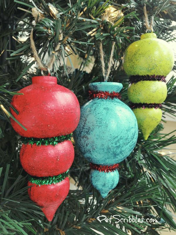 Tin Christmas Tree
