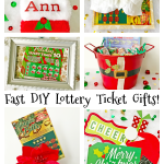 6 easy DIYs to creatively gift NJ Lottery Holiday Instant Games!