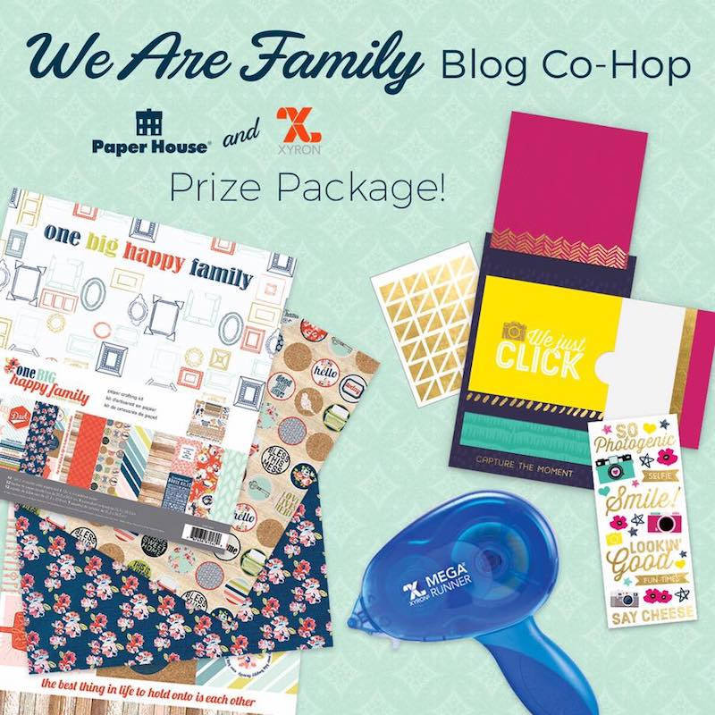 Paper House and Xyron Blog Hop
