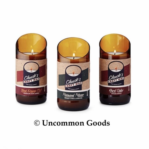 Uncommon Goods Craft Wax Beer Candles