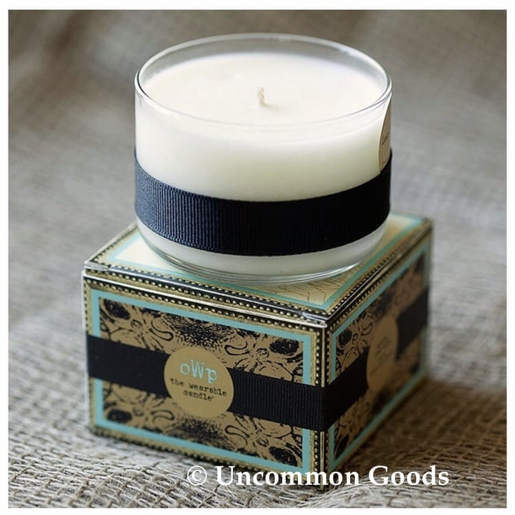 Uncommon Goods Wearable Candle