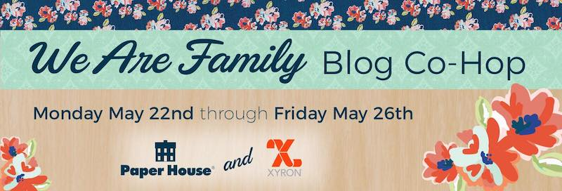 Xyron and Paper House Blog Hop