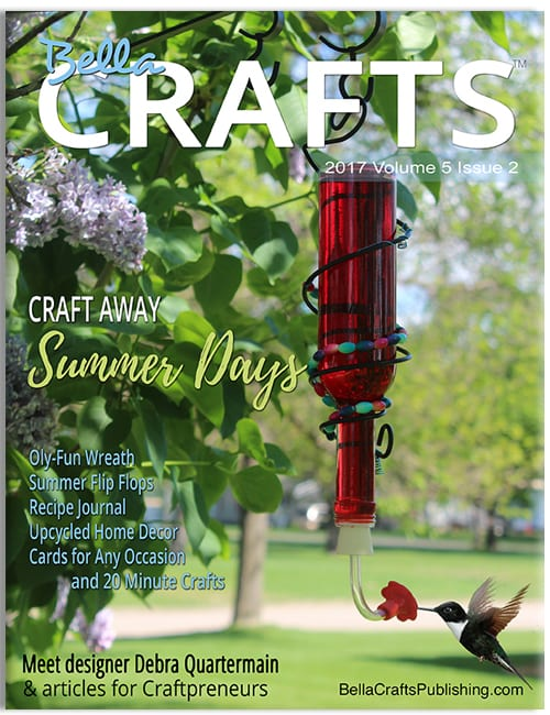 Bella Crafts Magazine, Summer 2017 issue