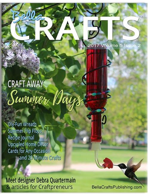 Bella Crafts Magazine, Summer 2017 issue