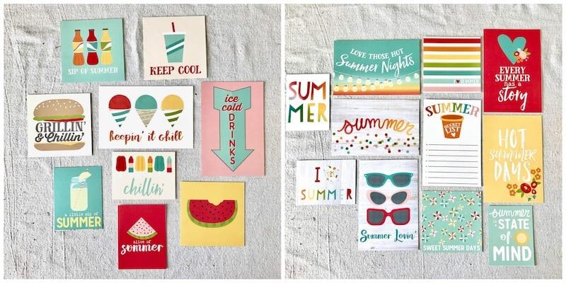 Simple Stories Picnics, BBQs and Summer