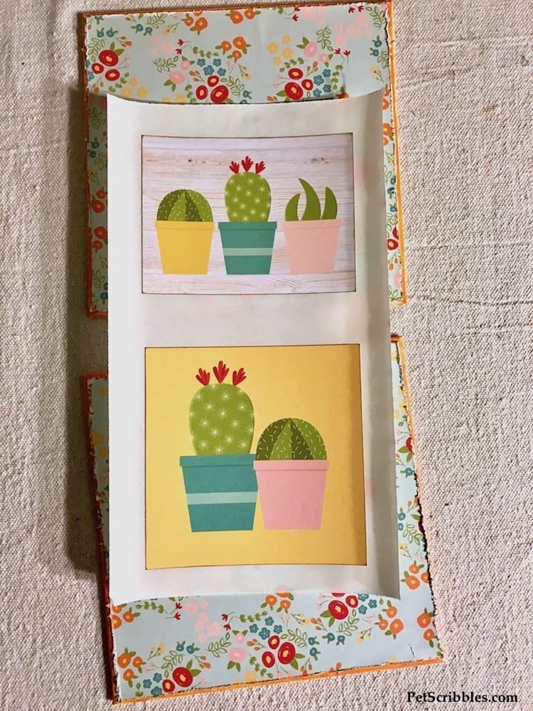 How to create charming Summer Shelf Art
