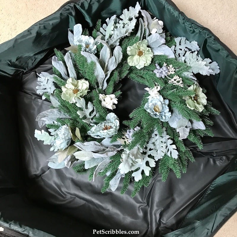 Tree Classics Wreath Bag