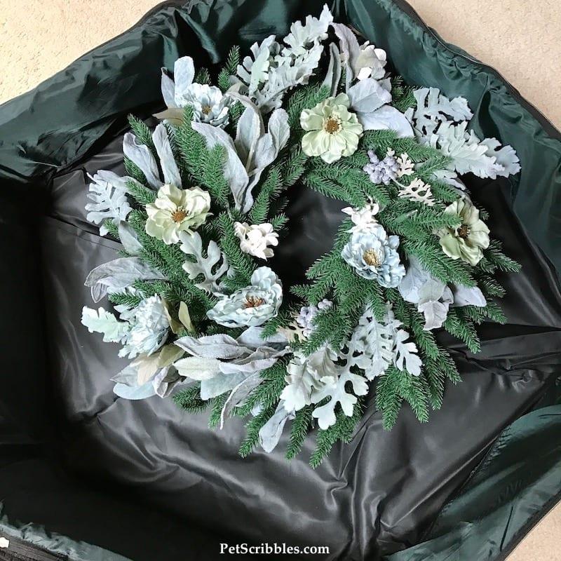 Tree Classics Wreath Bag