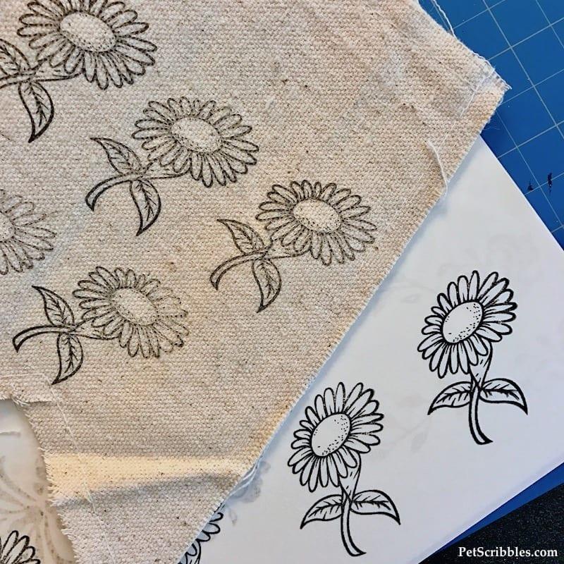 Farmhouse Decor: How to make a charming sunflower banner!