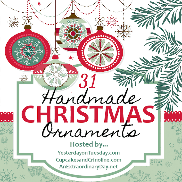 31 DIY Handmade Christmas Ornaments